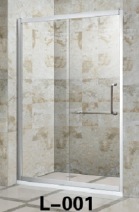 L001 Glass Shower Door