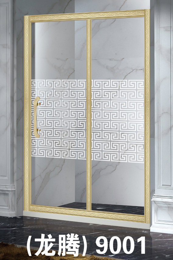 9001 Glass Shower Door