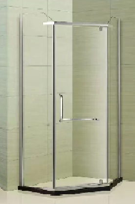 S001 Glass Shower Door