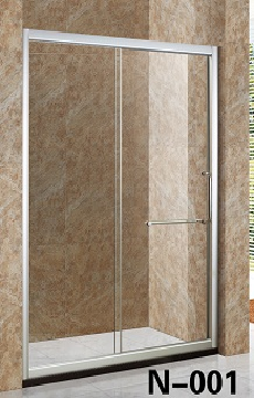 N001 Glass Shower Door